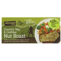 Artisan Grains Nut Roast Country Veg & Cashew 200g